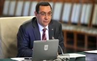 Ponta: Ne-am asumat pentru 25 mai scor de 35%, ar fi cel mai bun al partidului la euroalegeri
