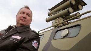 Kievul dezminte afirmaţiile lui Rogozin şi afirmă că nu a impus nicio interdicţie de zbor