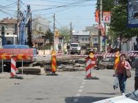 De ce au fost oprite lucrările la linia de tramvai din Ploieşti
