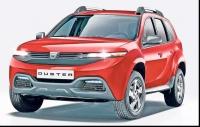 Dacia pregăteşte un nou model Duster. Cum arată, când ar urma să apară pe piaţă şi la ce preţ FOTO