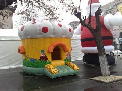 Inca o idee PHonline.ro preluata de Primaria Ploiesti: locul de joaca din centru