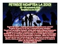 "INEDIT! Municipalitatea ii invita pe ploiesteni sa petreaca ""Noaptea la ZOO"""