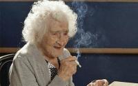 Femeia de 122 de ani care a FUMAT si a BAUT zilnic. Secretul unei vieti lungi | GALERIE FOTO