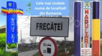 Habar n-aveai ca exista atatea localitati cu nume XXX in Romania! O sa rosesti cand le citesti numele! Baicoi si Sculeni sunt nimic pe langa astea