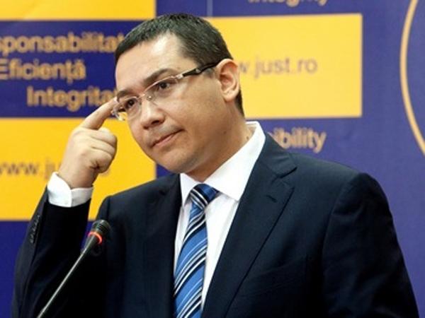 Reacția lui Ponta la condamnarea lui Voiculescu