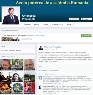 EXPLOZIV Crin Antonescu se pregătește de o candidatură independentă /ZVON