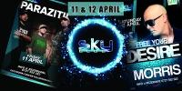 Concert PARAZITII, in Sky Club Paulesti. Vezi aici detalii