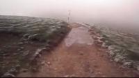 FENOMENE METEO EXTREME: Ninsoare şi lapoviţă în mijlocul verii în România VIDEO