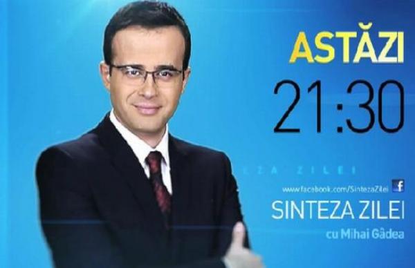 Înregistrarea discuţiei dintre fiul lui Bercea Mondialul şi fratele preşedintelui Traian Băsescu va fi difuzată la Sinteza Zilei