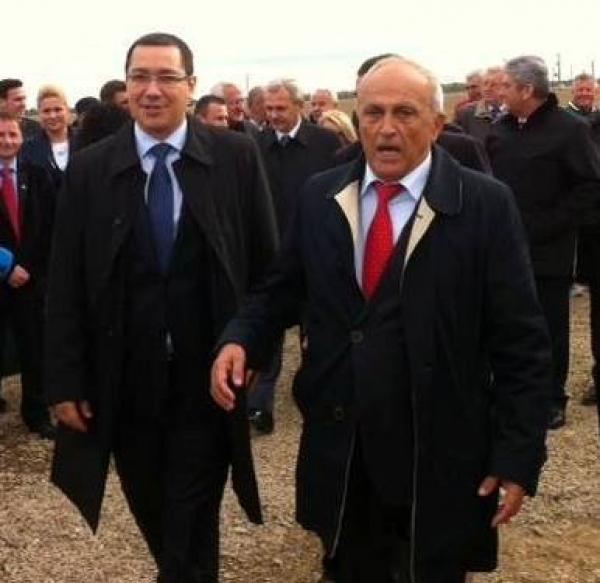 """Ponta isi tine cuvantul fata de Mircea Cosma: """"Anul asta incepem constructia tronsonului Comarnic-Brasov"""""""