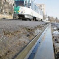 Adio, tramvaie! Azi incep lucrarile pe tronsonul BCR-Democratiei-Lupeni