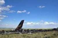 Boeing 777, PRĂBUŞIT în Ucraina, la graniţa cu Rusia. Cele 298 de persoane de la bord au murit