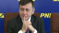 ALEGERI EUROPARLAMENTARE 2014. Crin Antonescu: Dacă PNL obţine sub 20%, îmi depun mandatul