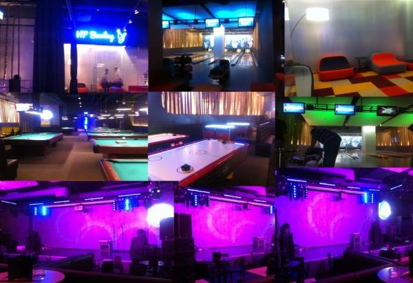 S-a deschis Zappa Club&Lounge, in AFI Palace. Vezi aici primele fotografii
