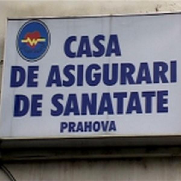 Lista spitalelor din Prahova care nu primesc finantare de la CAS