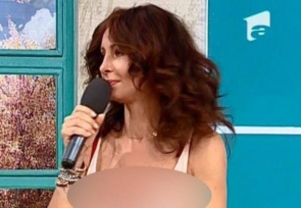 VIDEO Mihaela Radulescu a fost in emisiunea lui Dani Otil imbracata ca o PIRANDA
