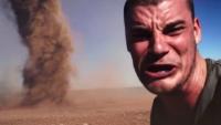 SELFIE cu o tornadă: Imaginile care fac înconjurul lumii VIDEO