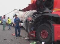 Accident grav pe DN1 A, la Cheia