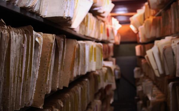 Casa Judeteana de Pensii isi muta arhiva. Miile de dosare vor fi pastrate intr-un spatiu de 600mp