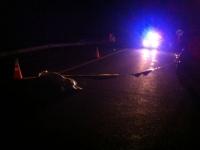 Accident grav pe Soseaua Vestului! Un pieton lovit de taxi se zbate intre viata si moarte