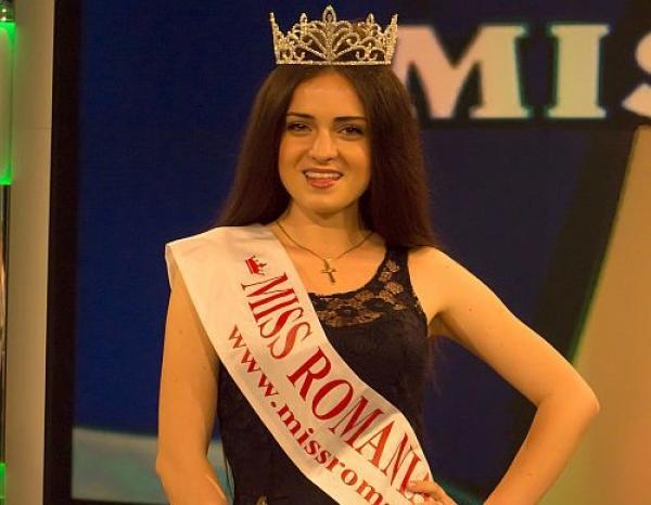 """O ploiesteanca a castigat """"Miss Romania 2014"""". Vezi GALERIE FOTO"""