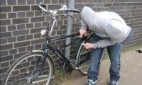 Hot de biciclete, prins de politisti in zona Halelor Centrale