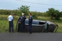 Accident cumplit la Valea Calugareasca: O fetita a murit in drum spre nunta mamei sale!