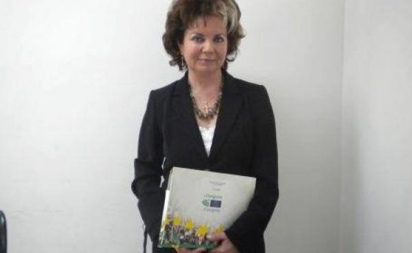 """Ludmila Sfîrloagă: """"Primim, din Europa, semnale foarte bune, de recunoaştere"""""""