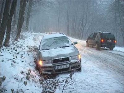 Starea drumurilor din Prahova, miercuri, la ora 17:00