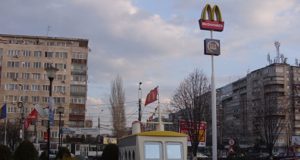 Atentie, soferi! Se inchide circulatia in zona McDonald's Nord