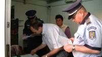 Razie a politistilor in Piata Nord din Ploiesti