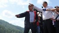 VICTOR PONTA cere DEMITEREA directorului de la APELE ROMÂNE. Vasile Pintilie este în concediu