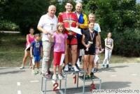 Ploaie de medalii pentru patinatorii de la CSM Ploiești