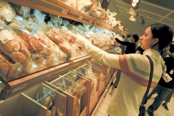 Pâinea va putea fi CUMPĂRATĂ doar cu scanarea amprentelor!