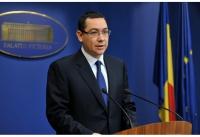 """Ponta, decizie radicală: """"Campania electorală se suspendă!"""""""