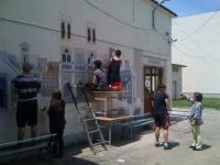 Proiect inedit al elevilor de la Liceul de Arta: Punctele termice din Ploiesti vor fi PICTATE!