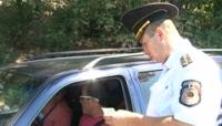 Politia controleaza transportatorii ilegali de persoane din zona Spitalului Judetean