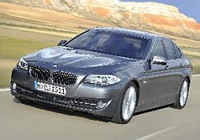 Uite cum arată noul BMW Seria 5