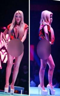 Loredana Chivu, în bikini în club! Spectatorii de lângă scenă au văzut TOT