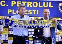 Petrolul l-a prezentat pe Gigi Mulțescu