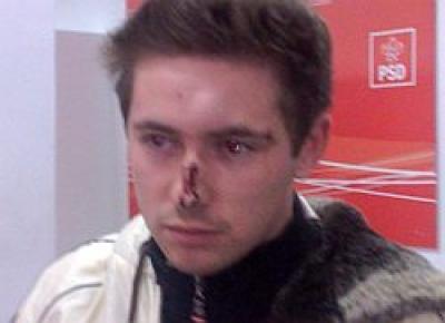 Activist PSD, batut crunt de pedelisti la Cocorastii Colt, Prahova - VEZI VIDEO