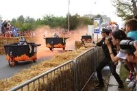 2 echipe din Ploiesti pe podiumul Red Bull Soapbox Race - Ionel si Canibalii vegetarieni si Zombie Mobilul