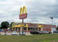 ŞOC: Carne de om, descoperită la McDonald's