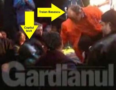 Bogdan Istrăţoiu povesteste cum a luat lovitura de la Basescu