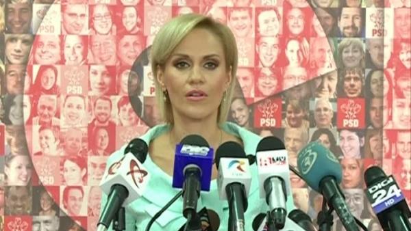 Gabi Firea, atac dur la Iohannis: A minţit de trei ori referitor la întâlnirile cu Băsescu VIDEO
