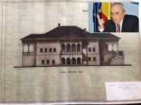Presedintele CJ Prahova vrea sa restaureze Palatul Cantacuzino, din fonduri europene FOTO