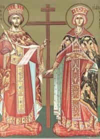 Sf. Constantin şi Elena. CE NU AI VOIE SĂ FACI ÎN ACEASTĂ ZI