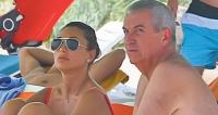 Calin Popescu-Tariceanu, pentru a treia oara tatic, la 62 ani!