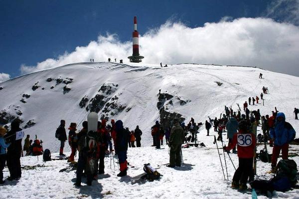 La Sinaia, sezonul de schi nu s-a incheiat