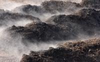 """Imputita treaba! 100 de tone de găinaț de la Avicola Buzau, """"depozitate"""" la Albesti Paleologu"""
